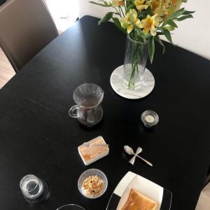 朝ごはんと朝時間