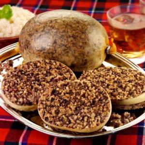 スコットランド伝統料理ハギスづくりに成功した!