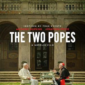 △【Netflix映画:63点】2人のローマ教皇【解説 考察 :背景を知った上だからこそニタニタできる】△