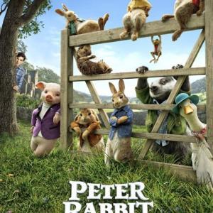 ◯【72点】ピーターラビット【解説 考察 :武闘派ウサギの映像革命】◯