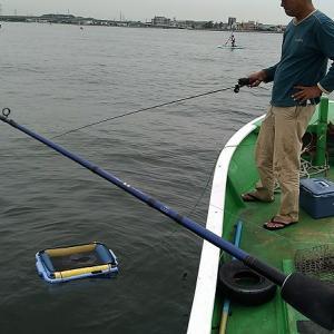 タコを釣りに新舞子沖  タコ釣りロッドはカワハギロッドで決まり【2020年7月5日釣行記】