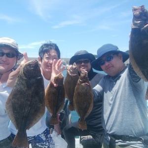 内海新海 フリーカーにヒラメ釣り仕立てで釣りしてきました【2020年8月某日釣行記】