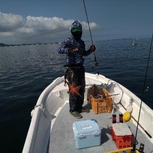 愛知県 三河湾 レンタルボートでのタコ釣り【2019年8月9日釣行記】