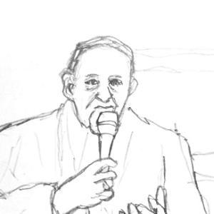 ニュースで英語術 「フランシスコ教皇 帰国の途へ」