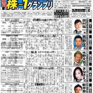 【株1GP】サイバーセキュリティ(4493)Aiming(3911)木村工機(6231)