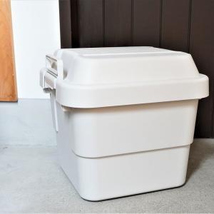 無印良品の頑丈収納ボックスの使い方♪玄関にまとめる収納が便利!