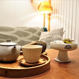秋のWEB陶器市戦利品!新入荷の食卓が華やかになるうつわ♪