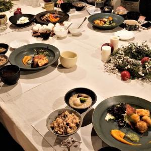 予約の取れない憧れの料理教室「at the table est 2015」3回目レッスン♪