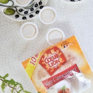 【コストコ】とろ~りチーズがたまらない~♪ミニカマンベールが最高~♪
