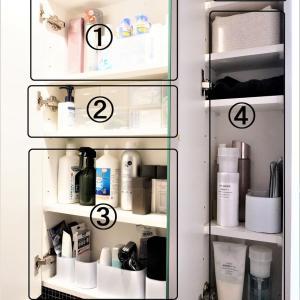 洗面所収納大公開~♪洗面所の収納のすっきりが続く3つのポイント!