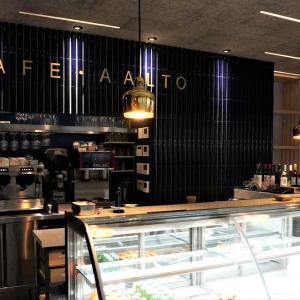カフェ・アアルト京都へ♪フィンランドのおしゃれな世界観を堪能♪
