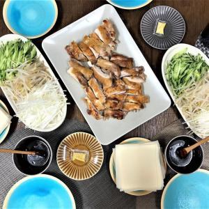 自宅で豪華北京ダック風ごはんレシピ!超簡単なのに本格的!?