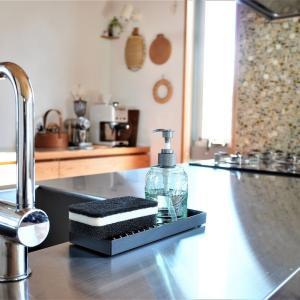 【無印良品】ソープディッシュをキッチンスポンジ収納にする方法!