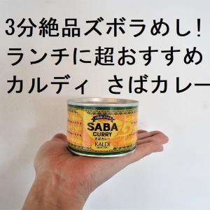 カルディ「サバカレー缶」がおいしい!3分で絶品アレンジレシピ♪