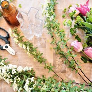 テクいらずで飾れる北欧フラワーベース♪花のある暮らしのインテリア♪