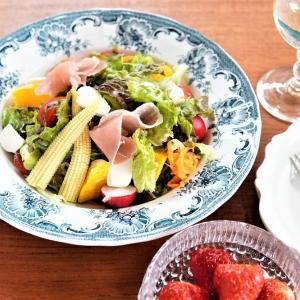【外出自粛】野菜が無限に食べられるディップと豪華サラダで体調管理♪