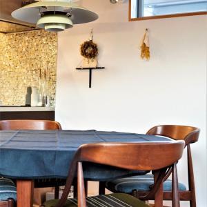 高級感のある風合いが魅力的!リトアニアリネンのテーブルクロス