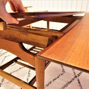 ステイホームで再認識!北欧ヴィンテージ家具の機能性に感動!