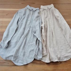 【無印良品】最高の肌ざわり♪部屋着に最適な二重ガーゼチュニック(セール中)