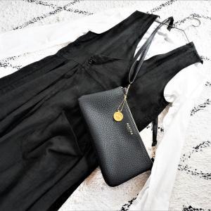 【雑誌付録】AGATHAのお財布ショルダー!高見えワンマイルコーデ♪