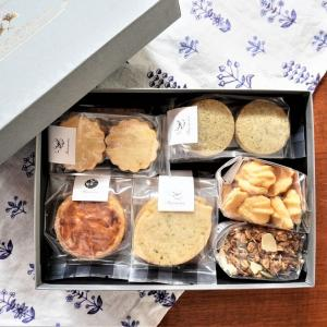 菓子屋シノノメの焼き菓子セットをお取り寄せ♪至福のティータイム♡