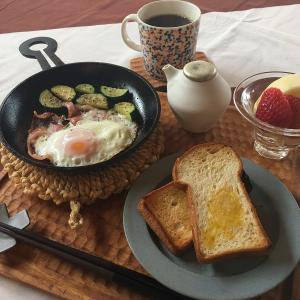 【楽天マラソン】大物を遂に買っちゃった・・・!とお手軽朝食にスキレットが便利♪&ポチレポ