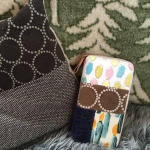 【ほぼ日手帖】抽選販売で当選したミナペルホネンpiece,weeksカバージッパーズが届きました!