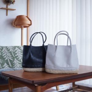 ワランワヤンのかごバッグが届いた!色違いで欲しくなる素敵なバッグ♪