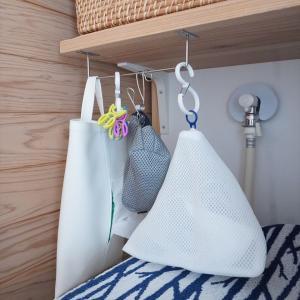 【IKEA】テトラ型の洗濯ネット「SLIBB」が便利~♪99円でコスパも最高!