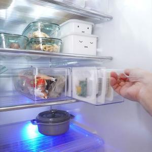 【ニトリ&無印&100均】冷蔵庫収納のすっきりが続く♪おすすめ収納グッズ!