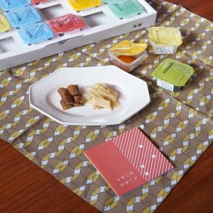 【楽天お歳暮PR】食べきりパックの常温保存できる京漬物♪&スーパーSALE特別割引で我慢できずに買ったもの。