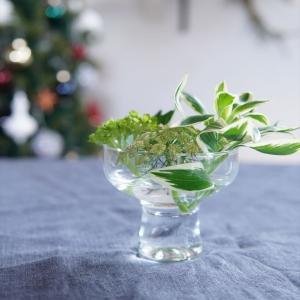 【北欧インテリア】グラスを花器として使う♪少量のお花を楽しむ方法♪