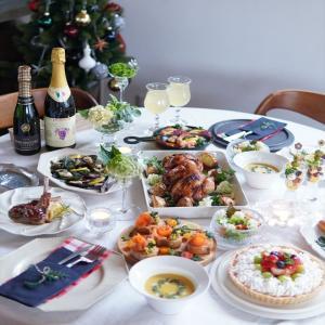 【クリスマステーブル2020】作家さんのうつわと北欧雑貨コーデをご紹介♪