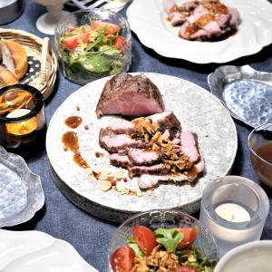 【低温調理】大成功!ローストポークの晩御飯♪リピ中の一番好きなレシピヾ(´∀`)ノ
