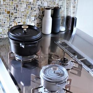 ミニストウブ12cmを使うと洗い物が減らせる♪頻繁に使う理由は万能だから~ヾ(´∀`)ノ