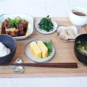 ご飯が美味しくなる遠藤岳さんのお茶碗♪&和食職人手作りの絶品豚角煮<PR含む>