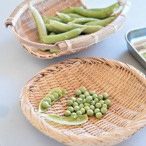 絶品お代わり必至!旬の「奇跡の豆うすいえんどう」ごはん♪