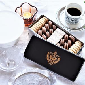 「ツッカべッカライ カヤヌマ」のクッキー缶!国家公認マイスターの入手困難な幻の逸品!<jolijoliさん素敵便2>