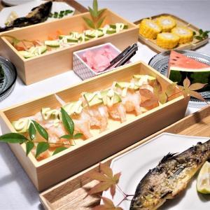 ダイソー握り寿司型で超簡単♪おうちで大好きなネタのお寿司食べ放題~♪