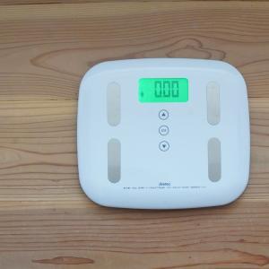 【ニトリ】人生最大の体重にショック!体組成計でダイエットを本気で決意!