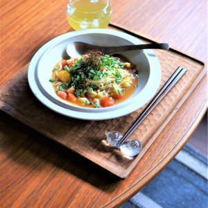 【ダイエット飯】SNSで話題の【糖質ゼロ麺】お昼に作って食べてみた♪