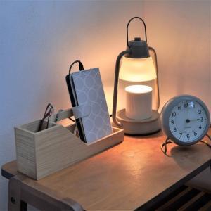 【無印良品】木製ツールボックスで解決♪ごちゃつく小物を秒で整理整頓!