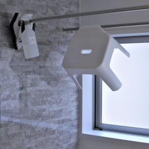 【tower】山崎実業のおしゃれなお風呂椅子が理想的♪引っ掛けまくってカビ対策!<PR>