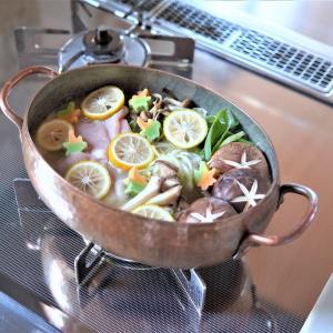 一瞬でプロ級の味に驚き!兵四郎だしで簡単絶品「塩こうじレモン鍋」レシピ!