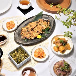 【業務スーパー】オートミール低GIダイエットチヂミレシピ♪カリッと美味~♪