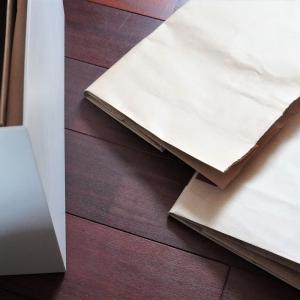 無印良品セールは15日まで!誰でも簡単スッキリ紙袋収納方法♪