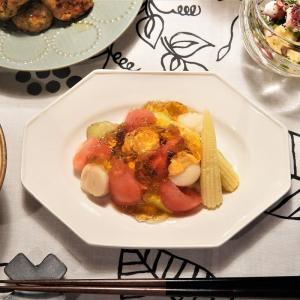 暑い夏の褒められレシピ!簡単出汁ジュレで前菜をランクUP♪
