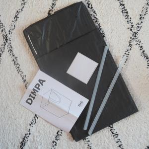 IKEAの分別用バッグが超優秀!ペットボトルごみの保管場所確保!