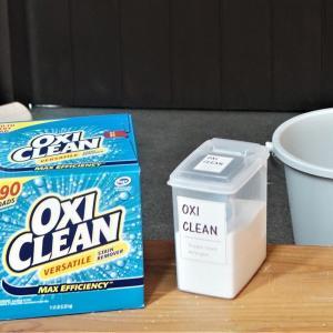 オキシクリーン活用法♪オキシ漬けにおすすめの掃除箇所4選♪