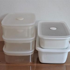 【無印良品】保存容器の不満箇所!5年愛用品だけど買い替え検討中!